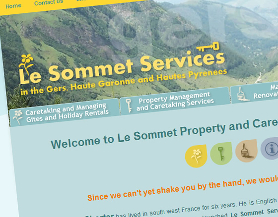 Le Sommet Services Home Page