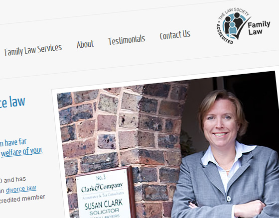 Susan Clark Solicitor - divorce and family lawyer, Haywards Heath Sussex