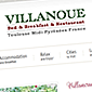 Villanoue Hotel & Restaurant, near Toulouse, France