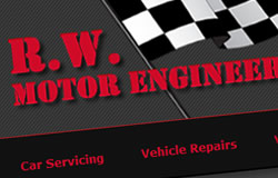 R W Motor Engineering - Car Service & Repairs Centre